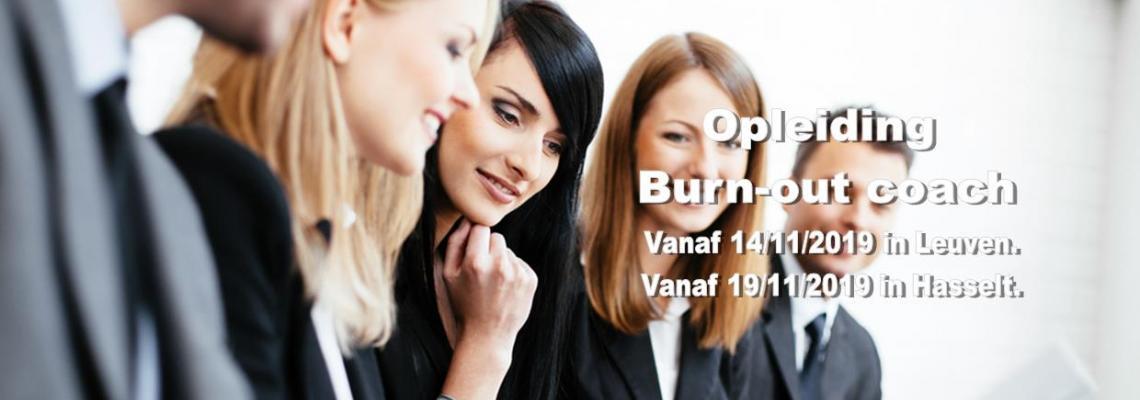 Burn-out coach opleiding Hasselt Leuven